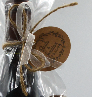 Vino Faustino con puro de Chocolate [2]