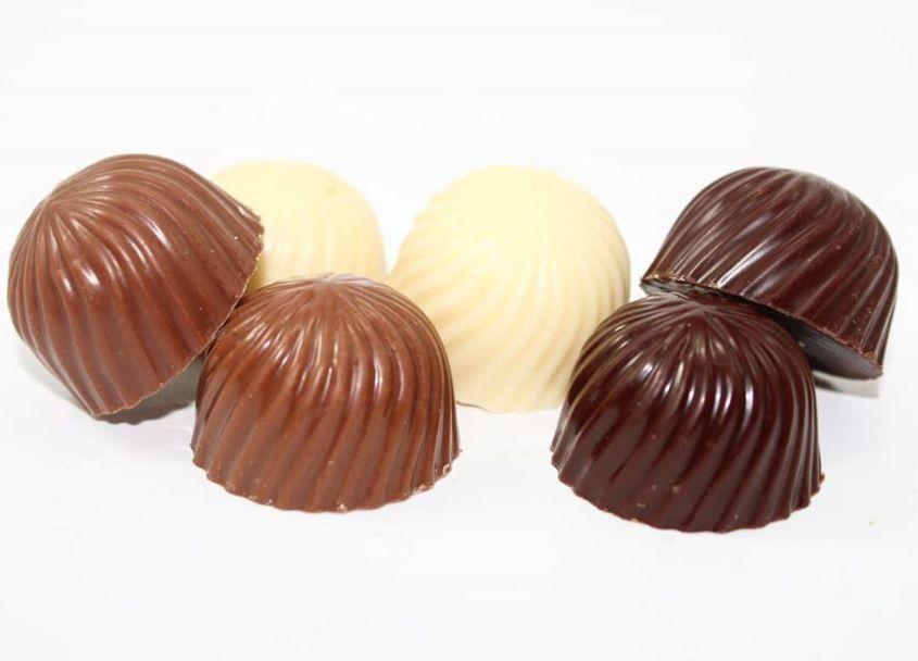 Colección  INTENSE Chocolate Belga