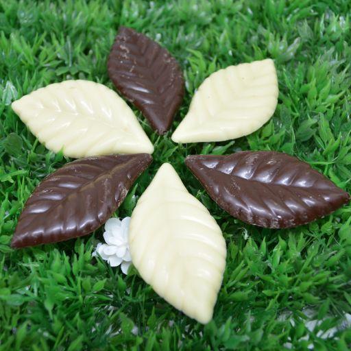 Hojas Chocolate Belga Surtido  [1]
