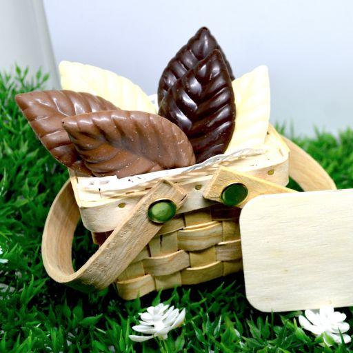 Hojas Chocolate Belga Surtido  [3]