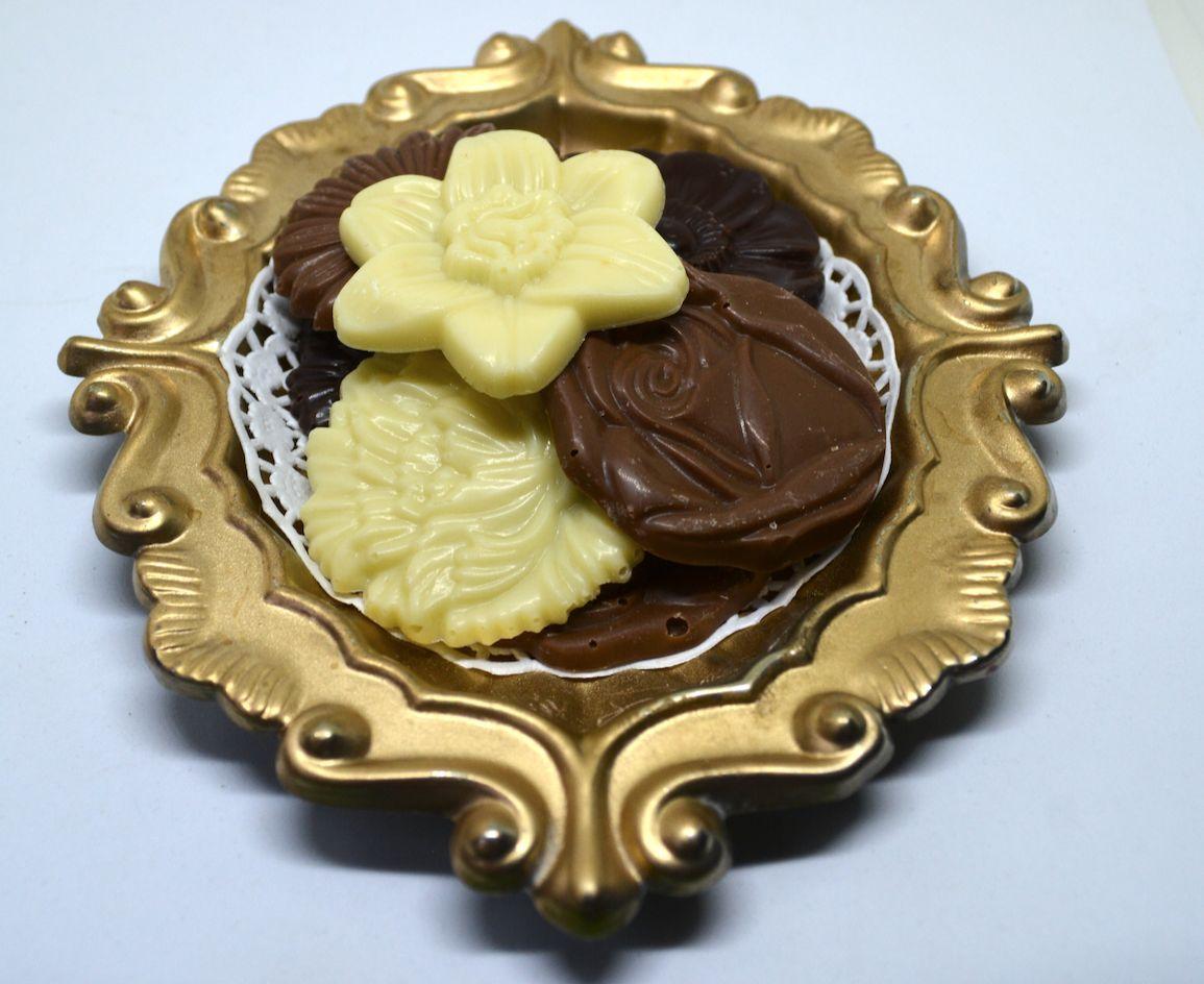 Flores Chocolate Belga Surtido