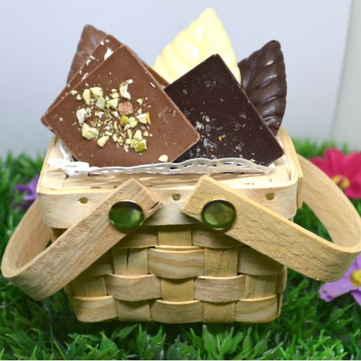 Láminas saborizadas Chocolate Belga Surtido  [1]