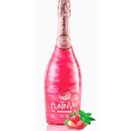 Espumoso Fresa y Menta - Platinvm Nº 5