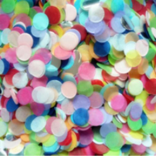 Cañón Confetis  Colores [1]