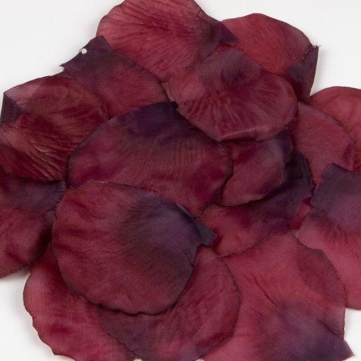 Bolsa de pétalos Rojo - Granate [1]