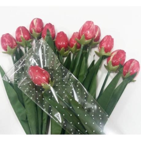 Rosas Bombón Trufa de Praliné formato Ramo