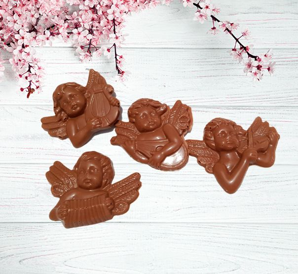 Angel de Chocolate con Leche
