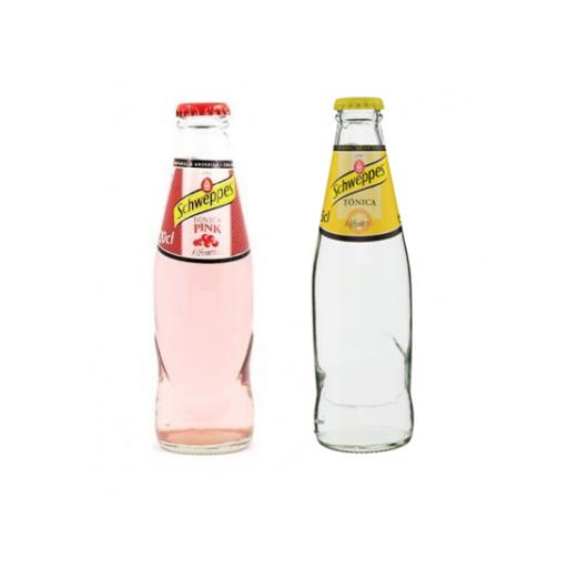 Kit Gin Tonic Puerto de Indias Classic & Tónica Schweppes [2]