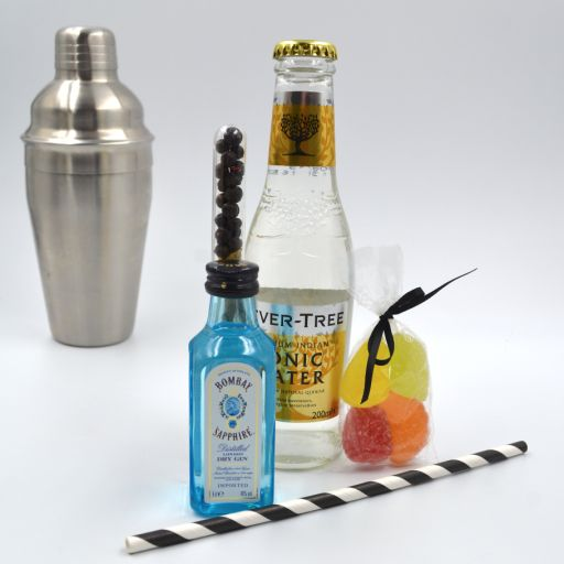 Kit Gin Tonic  Bombay Sapphire & Fever Tree