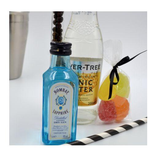 Kit Gin Tonic  Bombay Sapphire & Fever Tree [1]