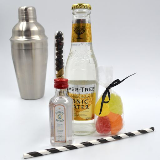 Kit Gin Tonic  Bombay & Fever Tree