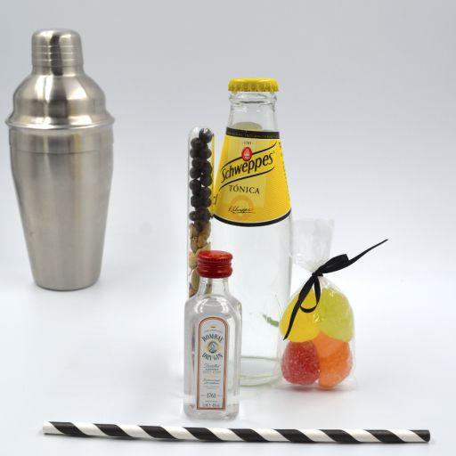 Kit Gin Tonic  Bombay & Tónica Schweppes