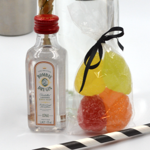 Kit Gin Tonic con Ginebra Bombay & Fever Tree Tónica [1]