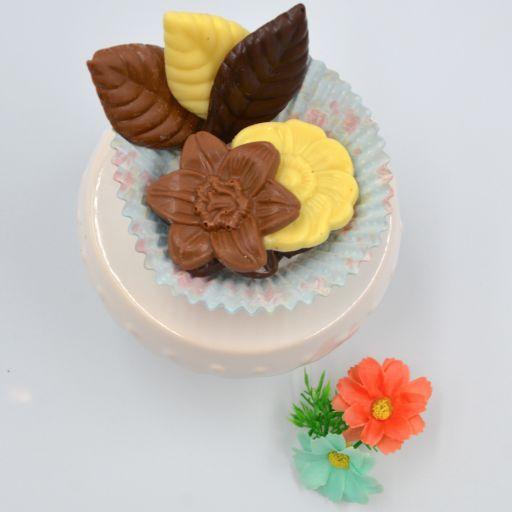 Bolsita con  Chocolate Belga o Fruta Italiana [1]