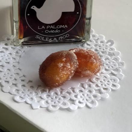 Vermut La Paloma con naranja china deshidratada - aperitivo [2]