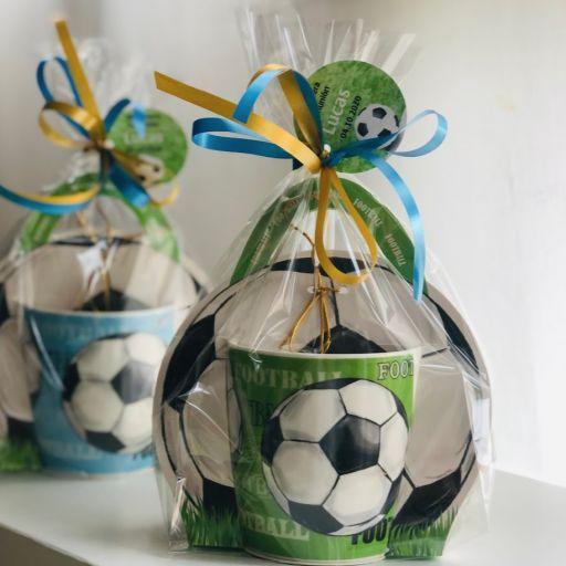 Taza Balón de Futbol