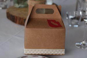 Caja Wedding Party Invitada