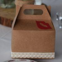 Caja Wedding Party Invitada