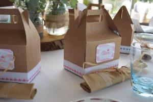 Caja Wedding Party infantil