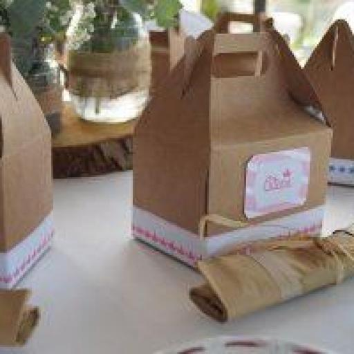 Caja Wedding Party infantil