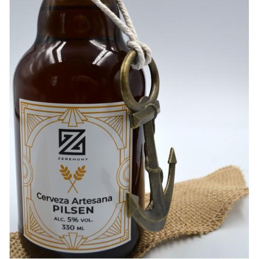 Cerveza Artesana con Abridor Ancla [1]