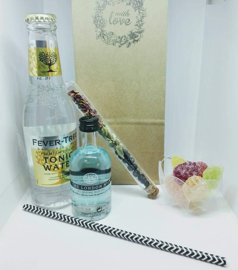 Kit Gin Tonic The London nº1 & Fever Tree