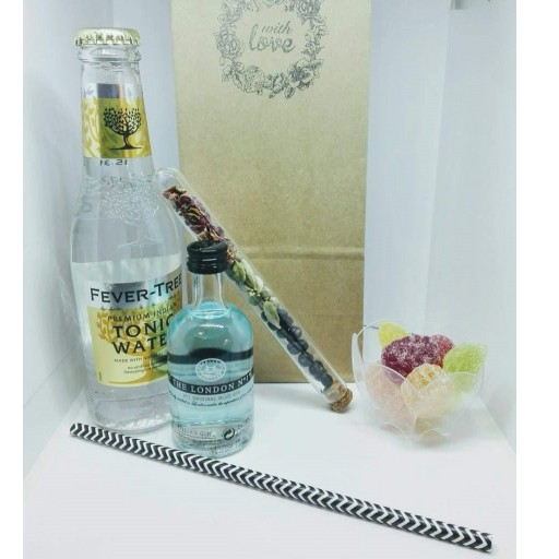 Kit Gin Tonic The London nº1 & Fever Tree
