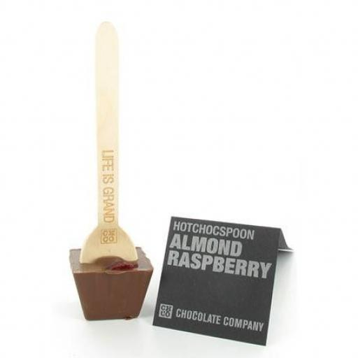 ALMOND RASPBERRY