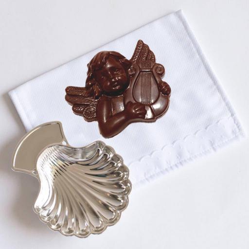 Angel de Chocolate Negro [1]