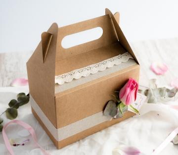 Caja Wedding Party rococó
