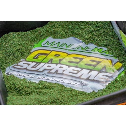 MAINLINE GREEN SUPREME FISHMEAL GROUNDBAIT