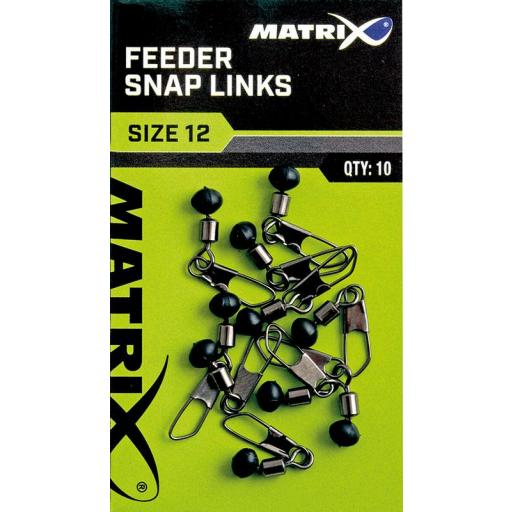 MATRIX FEEDER BEAD SNAP LINKS