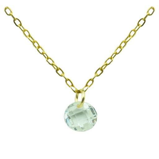 Gargantilla Oro con piedra Ref. 4929
