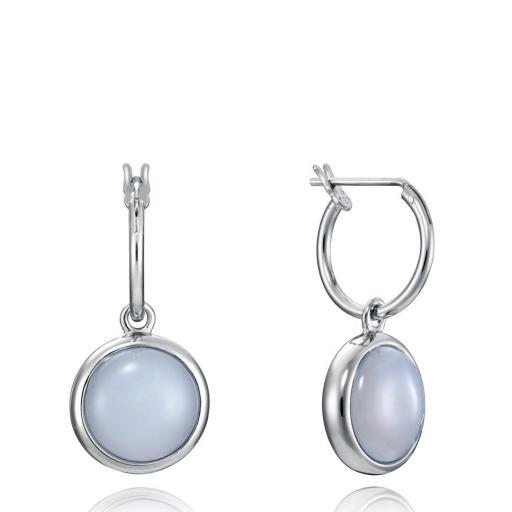 Pendientes Criollas de Plata Viceroy Jewels Ref. 3039E000-43