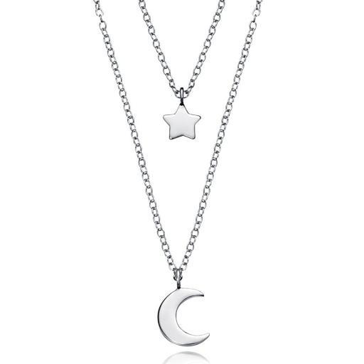 Collar Viceroy Jewels Plata Ref. 5064C000-08