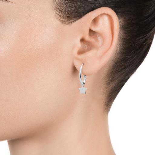 Pendientes Criollas de Plata Viceroy Jewels Ref. 5064E000-08 [1]
