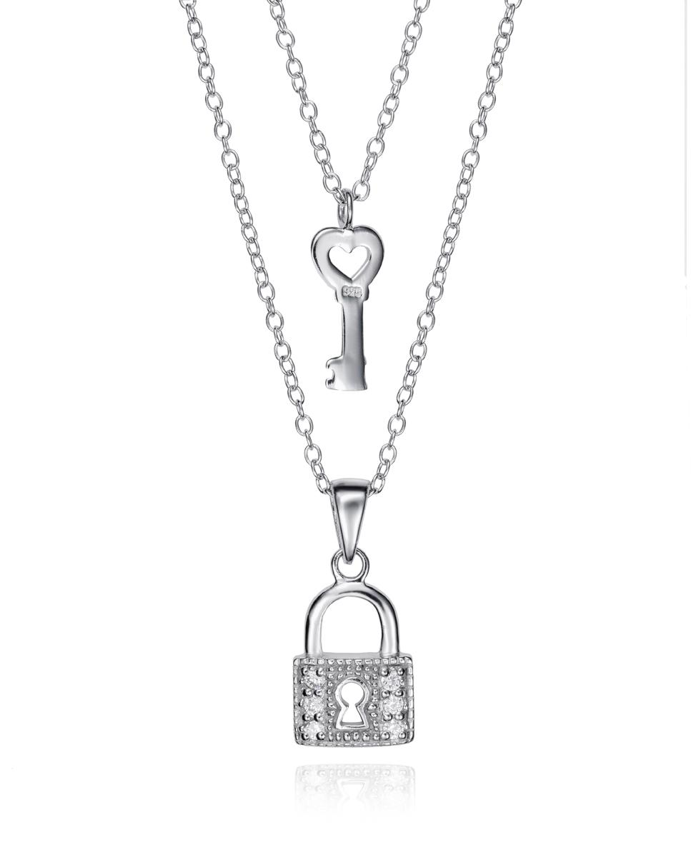 Collar Viceroy Jewels Plata Ref. 5091C000-30