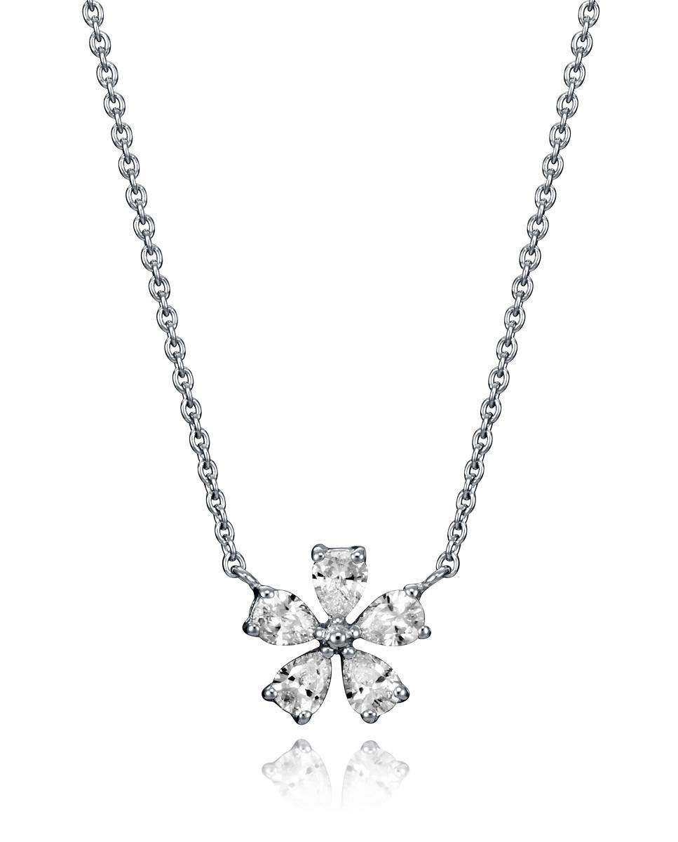 Collar Viceroy Jewels Plata Ref. 71017C000-38