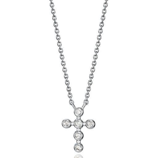 Collar Viceroy Jewels Plata Ref. 71029C000-38