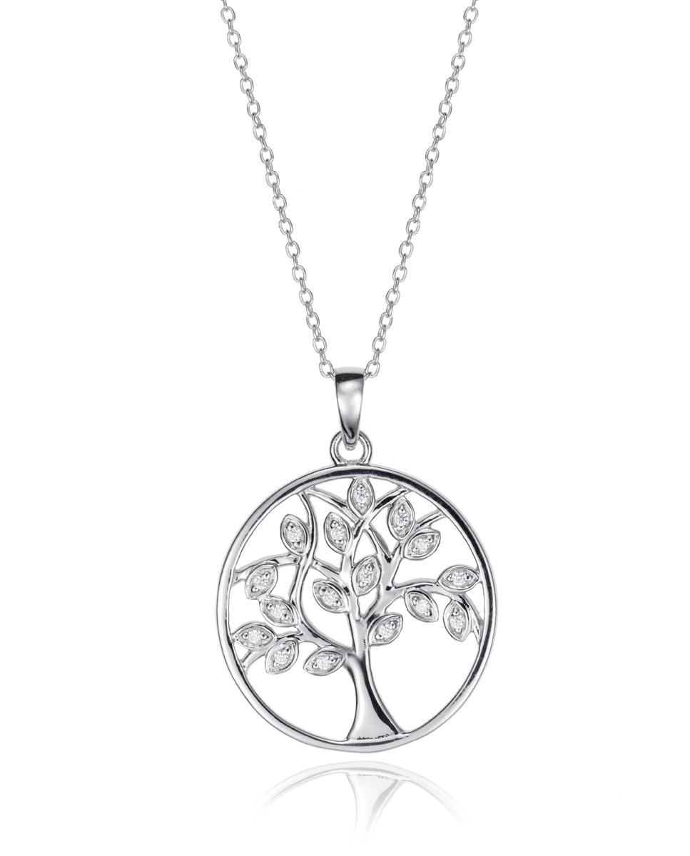 Collar Viceroy Jewels Plata Ref. 71056C000-30