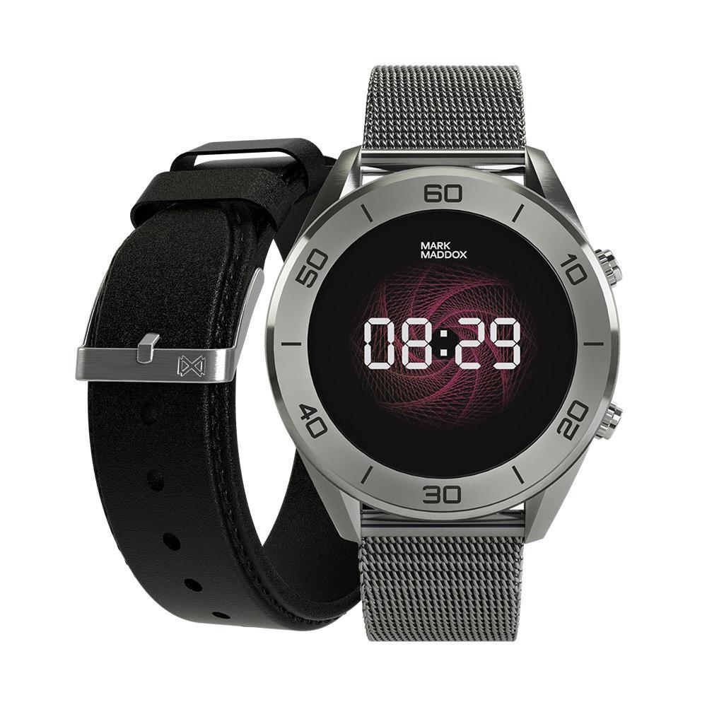 Mark Maddox Smart Watches con 2ª correa de regalo Ref. HS1000-10