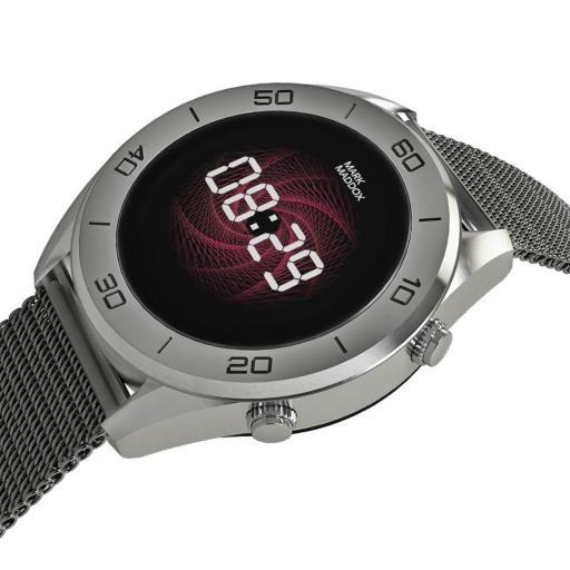 Mark Maddox Smart Watches con 2ª correa de regalo Ref. HS1000-10  [1]