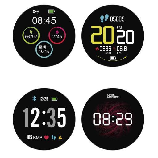 Mark Maddox Smart Watches con 2ª correa de regalo Ref. HS1000-10  [2]