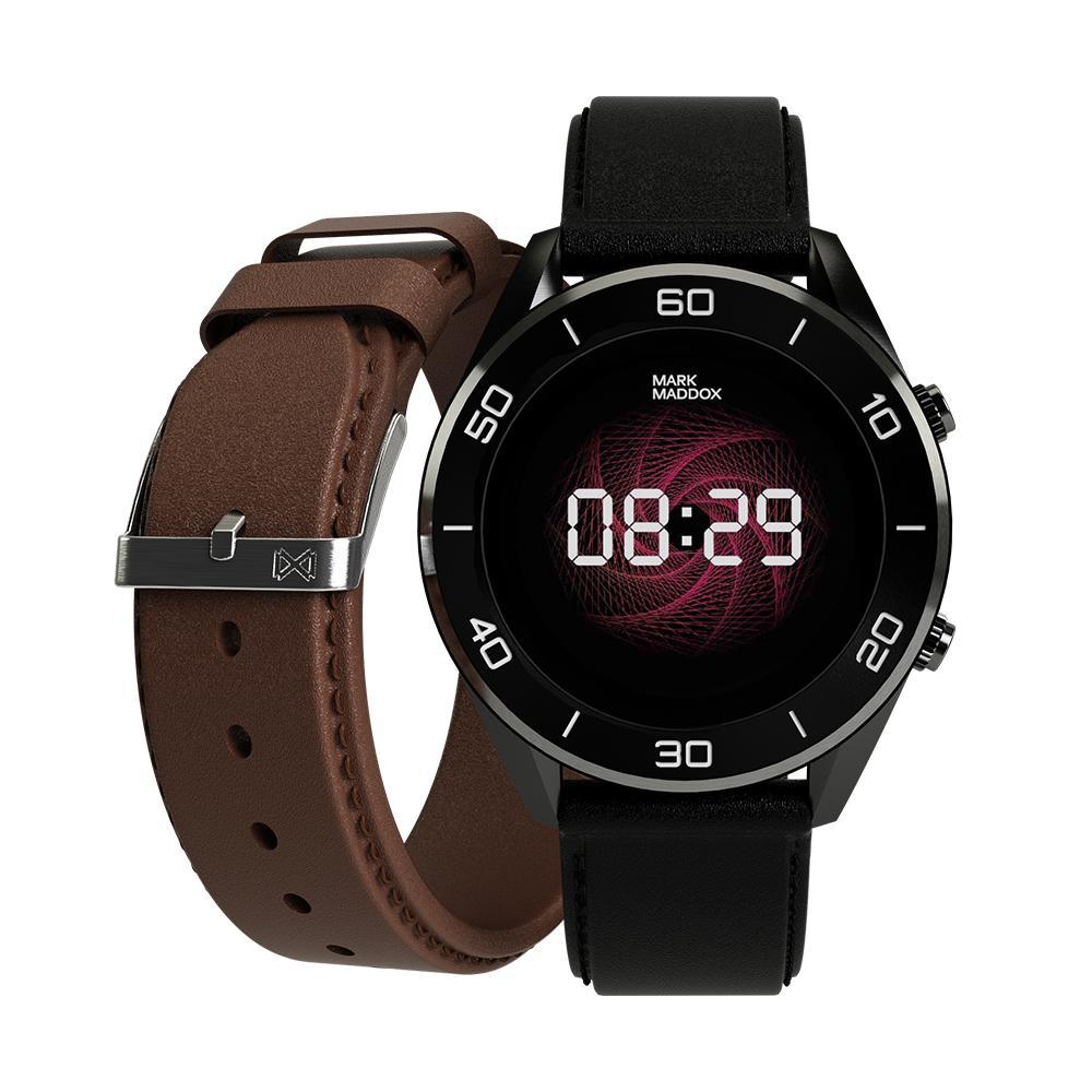 Mark Maddox Smart Watches con 2ª correa de regalo Ref. HS1000-50