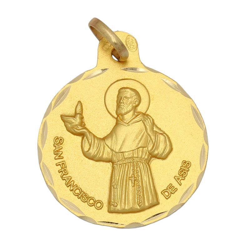 Medalla Oro 18K Ref. M760