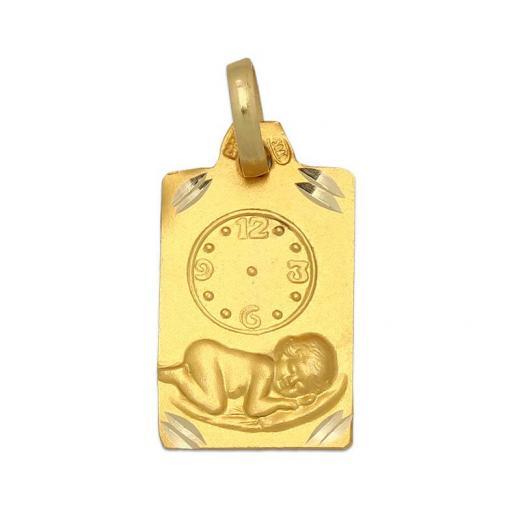 Medalla Oro 18K Ref. M763
