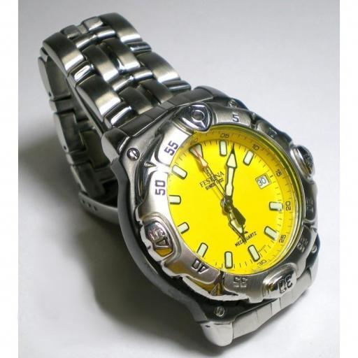 Reloj Festina Mecaquartz Ref. 6542/5