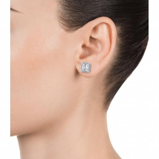 Pendientes Viceroy Mujer Plata Ref. 71015e000-38 [1]