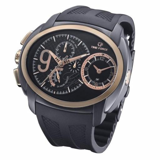 Time Force - Cristiano Ronaldo  Limited Edition TF3330M16