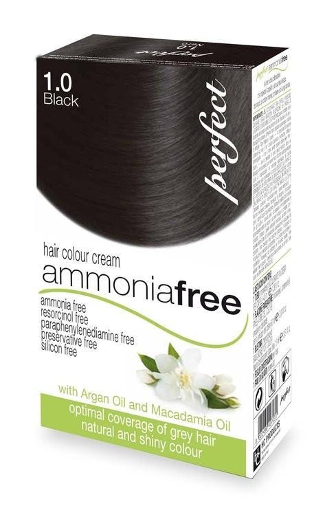 Negro 1.0 - Tinte Perfect ammonia free